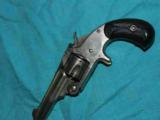 S&W TIP UP .32 S&W SPUR TRIGGER - 1 of 5