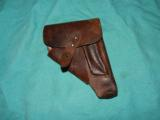 GERMAN WWII MAUSER HSC HOLSTER - 1 of 3