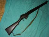 ENFIELD NO4 MKI LONG BRANCH 1943 RIFLE - 1 of 5