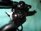 RUGER BLACKHAWK .357 LEUPOLD SCOPE - 3 of 7