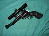 RUGER BLACKHAWK .357 LEUPOLD SCOPE - 2 of 7