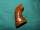 COLT SAA FLAME MAPLE ONE PIECE GRIPS - 2 of 3