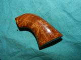COLT SAA FLAME MAPLE ONE PIECE GRIPS - 1 of 3