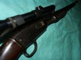 WINCHESTER MODEL 61 PUMP SCOPED - 5 of 6