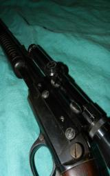 WINCHESTER MODEL 61 PUMP SCOPED - 3 of 6