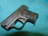 SPANISH YDEAL .25 AUTO - 1 of 4