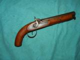 REILLY SHIP'S CAPTAIN PERCUSSION PISTOL - 1 of 6
