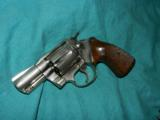 COLT DECTECTIVE SPECIAL NICKLE 38 SPECIAL - 2 of 7