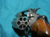 COLT DECTECTIVE SPECIAL NICKLE 38 SPECIAL - 3 of 7