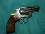 COLT DECTECTIVE SPECIAL NICKLE 38 SPECIAL - 1 of 7
