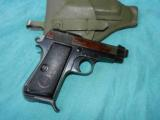 BERETTA 1934 MILTARY .380 WITH HOLSTER - 4 of 5