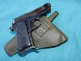 BERETTA 1934 MILTARY .380 WITH HOLSTER - 1 of 5