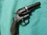 BRITISH BULLDOG .44 REVOLVER - 1 of 5