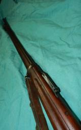 SPRINGFIELD KRAG 1896 RIFLE - 3 of 6