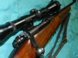WINCHESTER FEATHERWEIGHT MODEL 70 CAL. 270 - 4 of 6