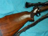 WINCHESTER FEATHERWEIGHT MODEL 70 CAL. 270 - 3 of 6