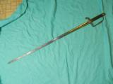 REV WAR 18TH CENTURY INFANTRY SWORD - 2 of 5