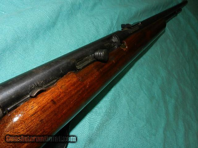 Stevens 22 long rifle model 87b