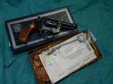 S&W MODEL 30-1 WITH BOX .32 S&W LONG CAL - 1 of 5