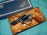 S&W MODEL 30-1 WITH BOX .32 S&W LONG CAL - 2 of 5