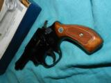S&W MODEL 30-1 WITH BOX .32 S&W LONG CAL - 4 of 5