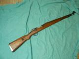 YUGOSLAVIA M48 8MM BOLT ACTION- 1 of 6