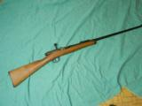 MAUSER 71/84 RIFLE - 1 of 6