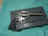 RUGER N.M. BLACKHAWK STAINLESS .44 SPEC - 1 of 5