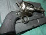 RUGER N.M. BLACKHAWK STAINLESS .44 SPEC - 3 of 5