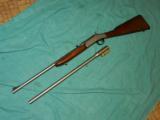 NEF HANDY GUN .22HORNET and 20ga. - 5 of 7