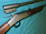 NEF HANDY GUN .22HORNET and 20ga. - 2 of 7