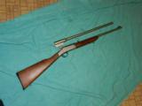 NEF HANDY GUN .22HORNET and 20ga. - 1 of 7