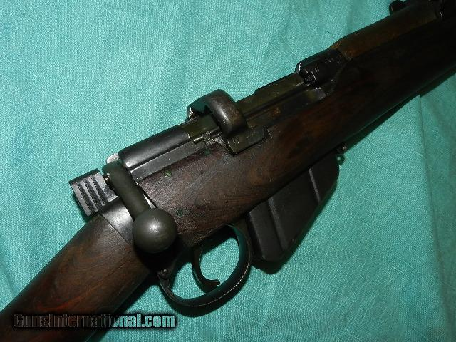 ENFIELD 1918 SMLE NO  1 MKIII BOLT ACTION RIFLE