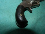 S&W Model 1 1/2 S.A. Spur Trigger .32 S&W Cal. - 3 of 10