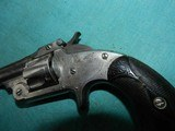 S&W Model 1 1/2 S.A. Spur Trigger .32 S&W Cal. - 9 of 10