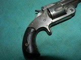 S&W Model 1 1/2 S.A. Spur Trigger .32 S&W Cal. - 10 of 10