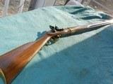CVA .45 cal Flintlock Long Rifle.