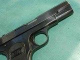 Very Fine Colt Model 1903 Pocket Hammerless Semi-Auto Pistol .32ACP - 9 of 11