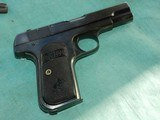 Very Fine Colt Model 1903 Pocket Hammerless Semi-Auto Pistol .32ACP - 2 of 11