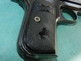 Very Fine Colt Model 1903 Pocket Hammerless Semi-Auto Pistol .32ACP - 11 of 11
