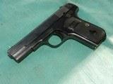 Very Fine Colt Model 1903 Pocket Hammerless Semi-Auto Pistol .32ACP - 1 of 11