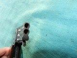 VINTAGE GERMAN TWO BARREL GAS GUN - 10 of 10