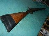 CVA 12 GA MUZZLE LOADER SHOTGUN