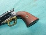 REMINGTON SHERIFF MODEL 1858 F.LLIPIETTA .44 REVOLVER - 2 of 12