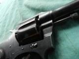 Vintage Colt Police Positive Numbered Police Use - 9 of 11