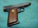 Deutsche Werke Ortgies .32 Semi-Auto Pistol