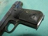 Colt Model 1908 Pocket .380 Hammerless Semi-Auto Pistol - 4 of 10