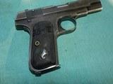 Colt Model 1908 Pocket .380 Hammerless Semi-Auto Pistol - 2 of 10