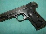 Colt Model 1908 Pocket .380 Hammerless Semi-Auto Pistol - 1 of 10