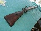 World War I German DWM 1917 Dated GEW 98 Berlin Bolt Action Rifle